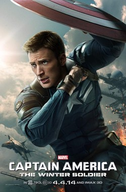 Captain America: The Winter Soldier (2014 - English)