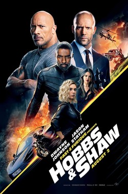 Fast and Furious Presents Hobbs  And Shaw (2019 - English)