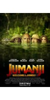 Jumanji: Welcome to the Jungle (2017 - English)