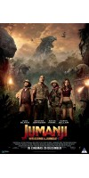 Jumanji: Welcome to the Jungle (2017 - Luganda - VJ Junior)