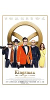 Kingsman The Golden Circle (2017 - VJ Junior - Luganda)