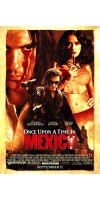 Once Upon a Time in Mexico (2003 - english)