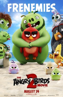 The Angry Birds Movie 2 (2019 - English)