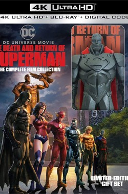 The Death and Return of Superman (2019 - English)