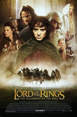 The Lord of the Rings: The Fellowship of the Ring (2001 - English)