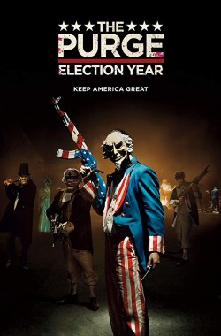 The Purge: Election Year (2016 - VJ Junior - Luganda)