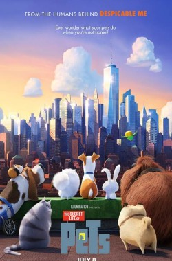 The Secret Life of Pets (2016 - VJ Kevo - Luganda)